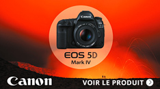 EOS CANON 5D Mark IV
