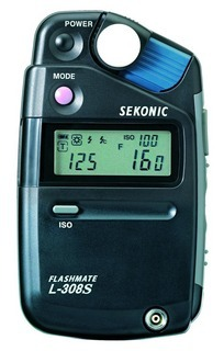 CELLULE SEKONIC FLASHMATE L308S