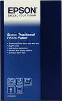 PAPIER EPSON  TRAD.BARYTE 330GRS A2/25F