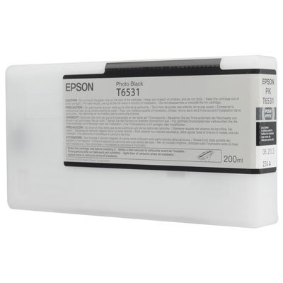 CARTOUCHE EPSON SP 4900 NOIR PHOTO 200ML T6531