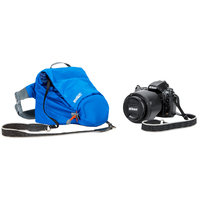 Etui MINDSHIFT GEAR ULTRALIGHT DSLR 20 (DSLR+24-70 f/2.8) Bleu