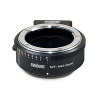 BAGUE METABONES MB_NFG_m43-BM1 Nikon G to MFT