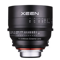 Objectif XEEN Prime 50mm T1,5 Canon EF