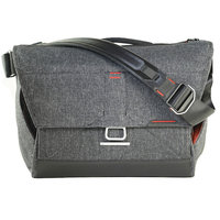 "Sac bandouliere PEAK DESIGN the everyday messenger 15"" charcoal"