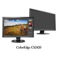 MONITEUR EIZO CS2420  LCD 24p color  navigator