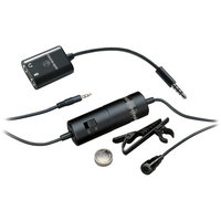 MICRO CRAVATE AUDIO-TECHNICA MINI JACK ATR3350IS POUR IPHONE
