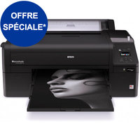 "IMPRIMANTE EPSON Sure Color SC-P5000 violet  17"" 11 coul."