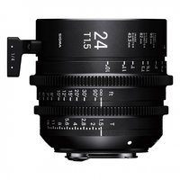 OBJECTIF SIGMA CINE PRIME 24MM T1.5 FF CAN