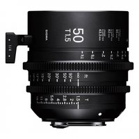 OBJECTIF SIGMA CINE PRIME 50MM T1.5 FF CAN