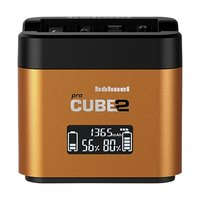 Chargeur Hahnel Pro cube 2 Sony