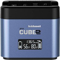 Chargeur Hahnel Pro 2 cube Fuji-Panasonic