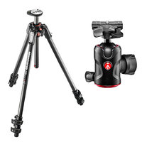 KIT MANFROTTO 190CXPRO3+ 496BH OFFRE SPECIALE