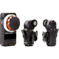 FOLLOW FOCUS TILTA NUCLEUS-M KIT 4 : 2 moteurs + 1 commande