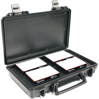 TRAVEL KIT APUTURE 4 x MC RBGWW